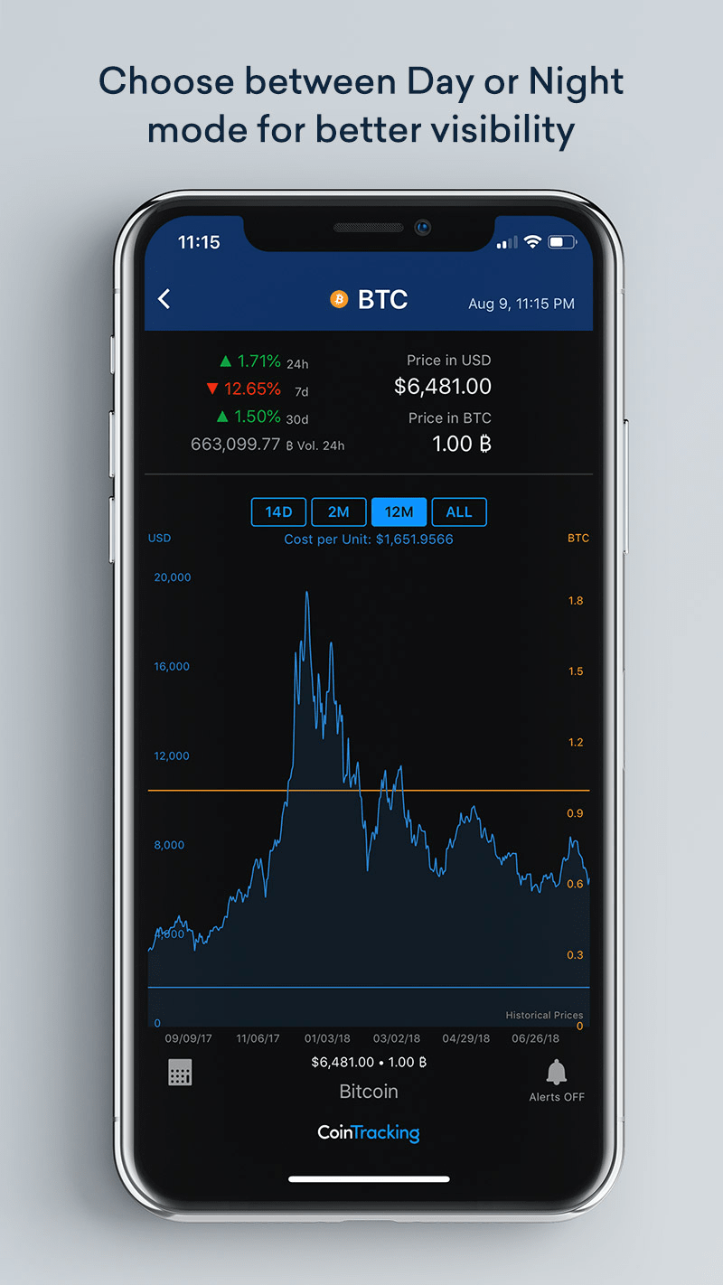 CoinTracking App